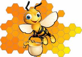 lebah-madu-anak